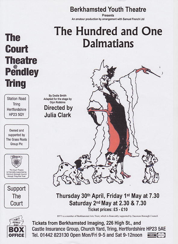 101 Dalmatians Gallery - May 2009