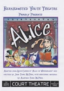 Alice - November 2013