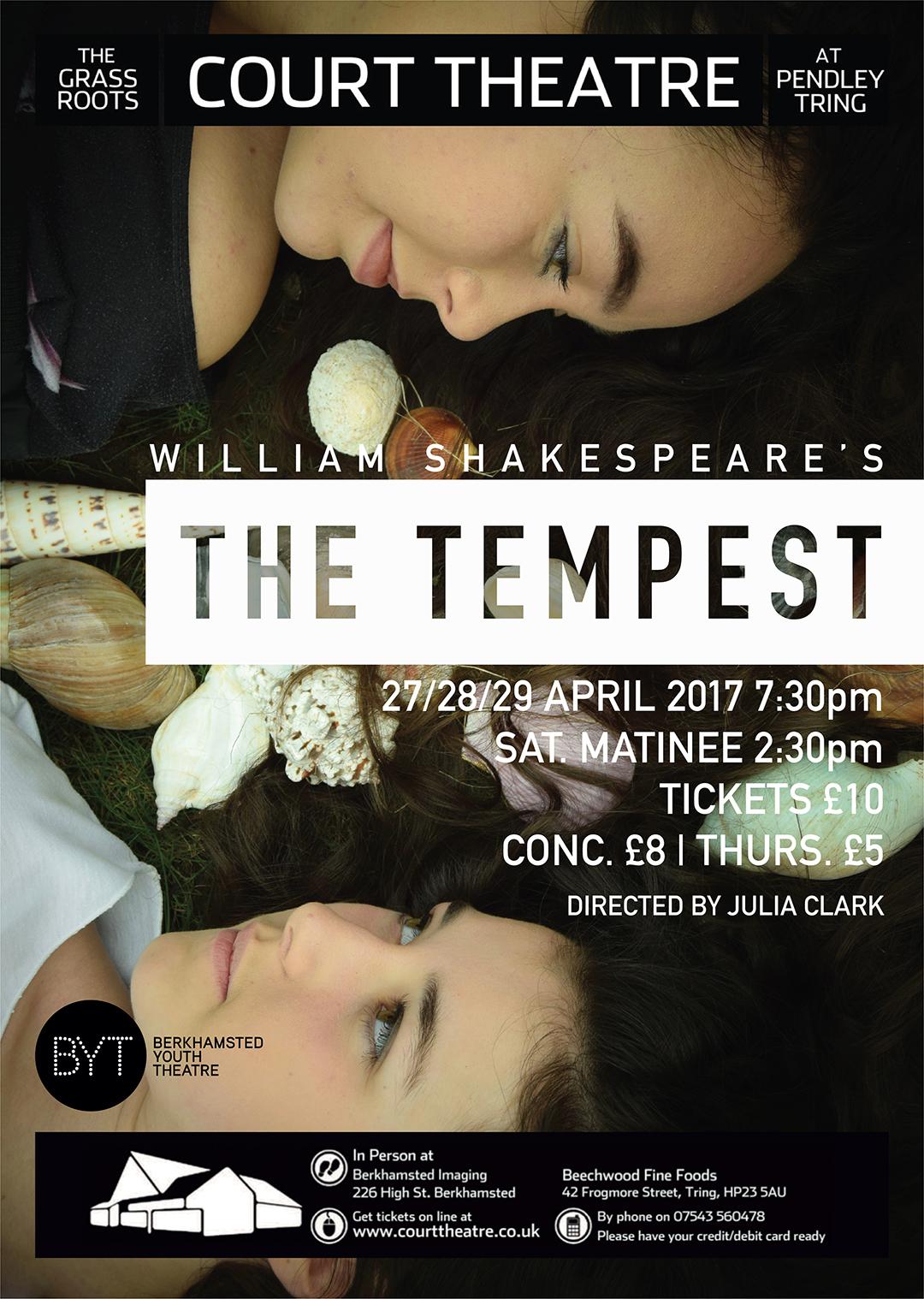 The Tempest - April 2017